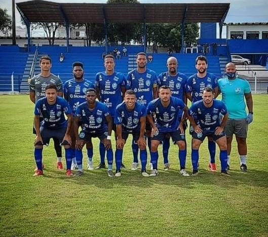 Copa do Brasil: Nova Mutum faz estreia em competições nacionais