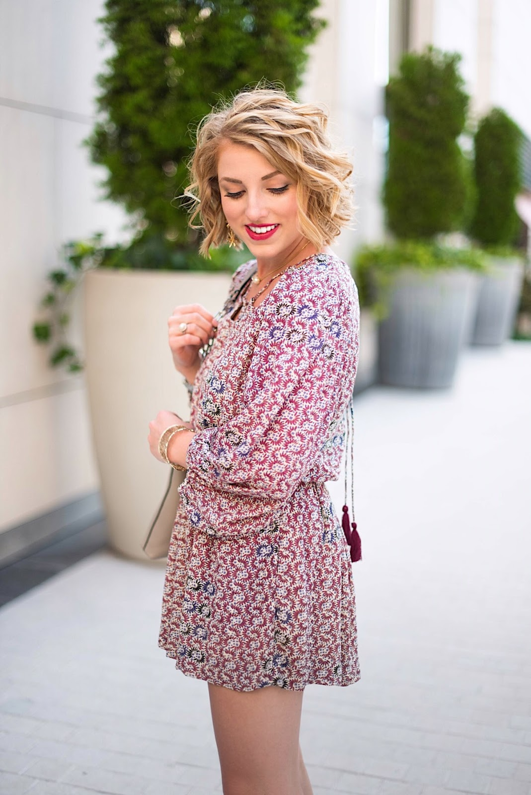 Transition Outfit - Click through to see more on Something Delightful!