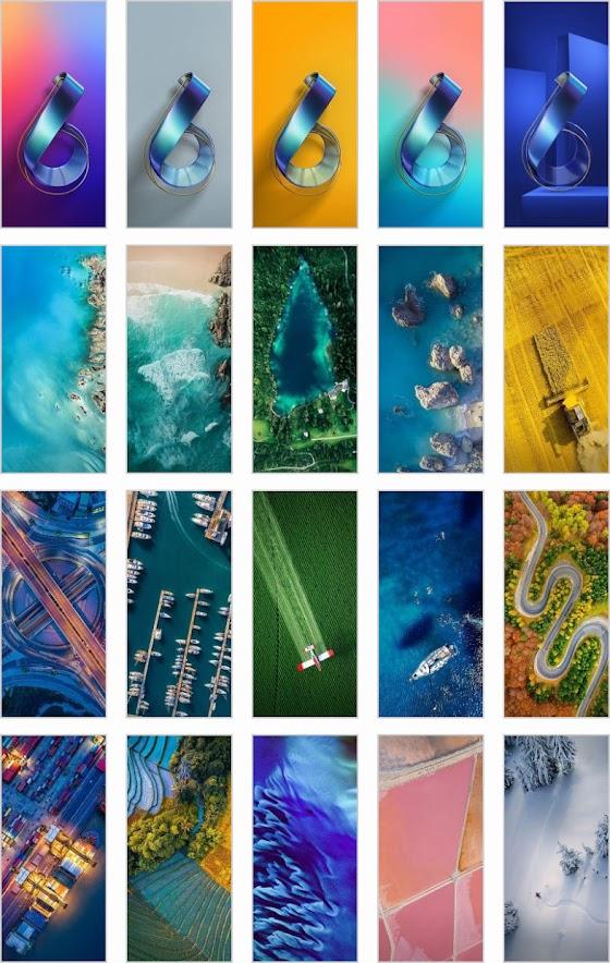 ASUS ZenFone 6 wallpapers