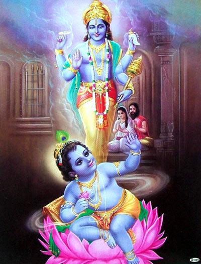 Krishna Ji Wallpaper