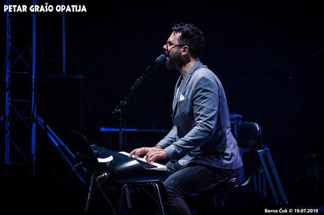 Koncert Petar Grašo u Opatiji