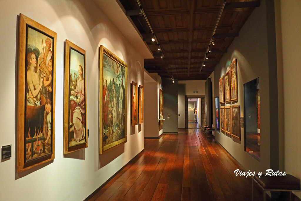 Museo de Alberto Sampaio, Guimaraes