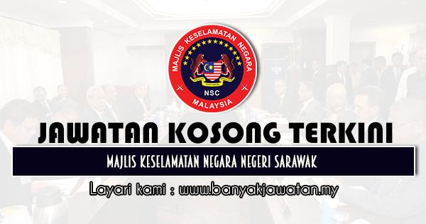 Jawatan Kosong 2021 di Majlis Keselamatan Negara Negeri Sarawak