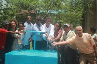 Batey Relief Alliance entrega sistema de agua potable en el distrito municipal Don Juan