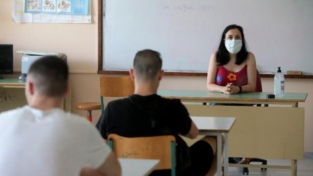 Πώς θα ανοίξουν τα σχολεία στις 11 Ιανουαρίου -Τι θα γίνει με την τηλεκπαίδευση της Παρασκευής - Εθελοντικά τεστ σε μαθητές