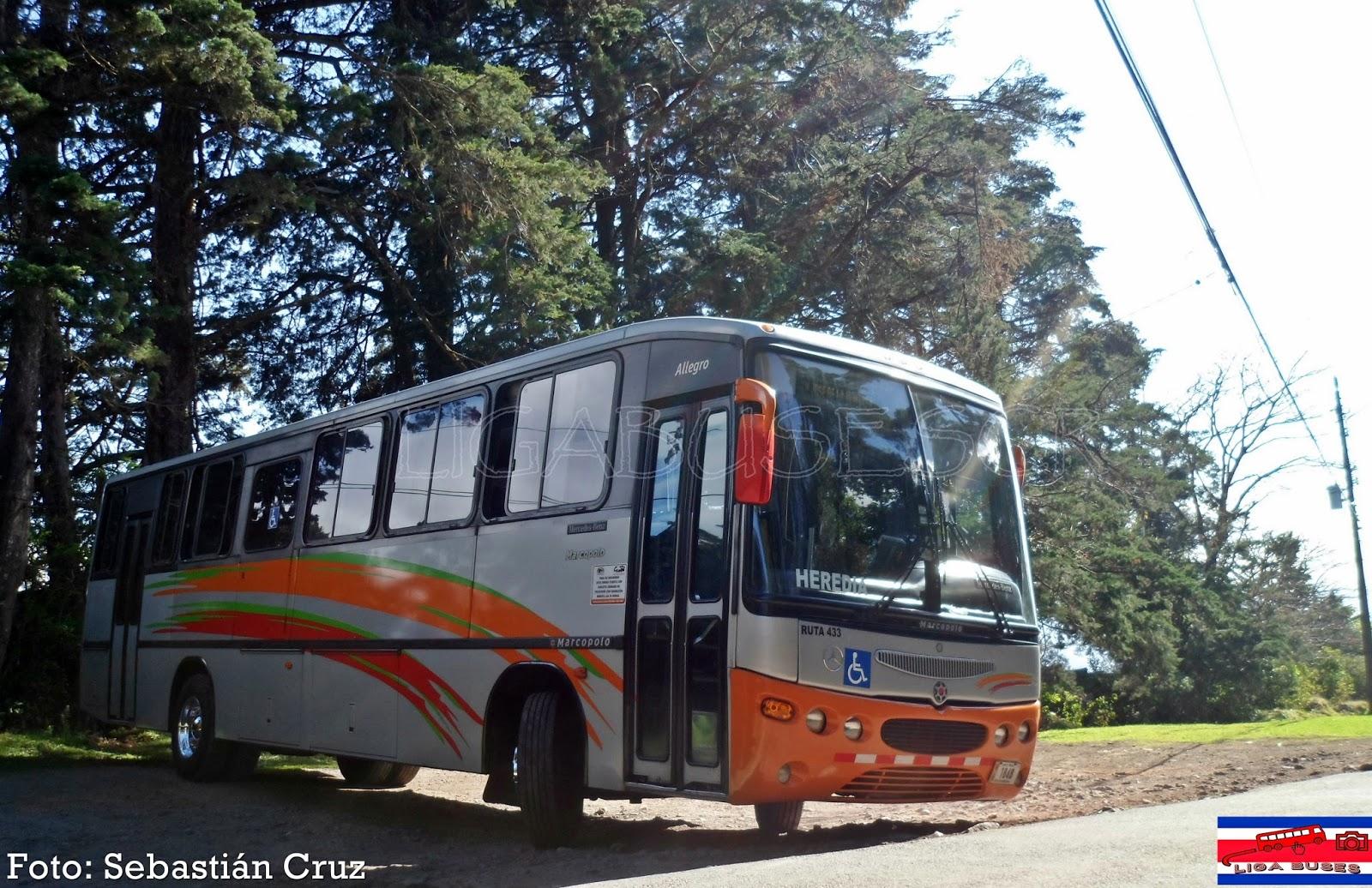 Liga buses cr por todos lados tercera parte for Mercedes benz of san jose