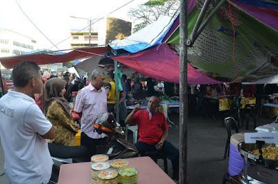 Peniaga mengeluh dan merungut isu sewa tapak bazar Ramadhan tinggi