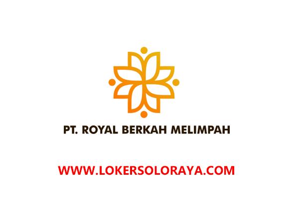 Loker Tangerang Selatan Customer Service Di Pt Royal Berkah Melimpah Portal Info Lowongan Kerja Terbaru Di Solo Raya Surakarta 2021