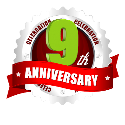 9th-anniversary-logo-template-in-the-round-label-naveengfx.com
