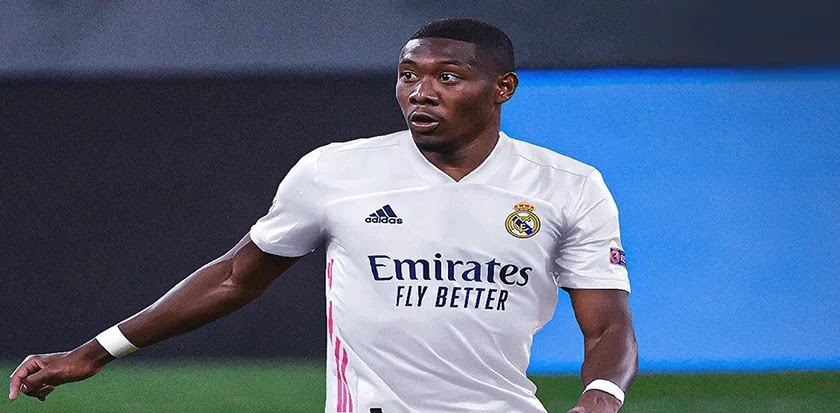 Real Madrid signs defender David Alaba to five-year deal