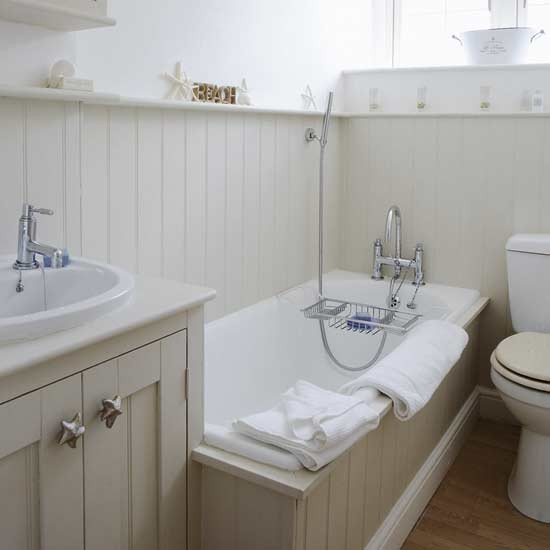 Wainscoting Bathroom: To Da Loos: Wainscoting In The Washroom, Which Style Works