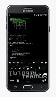 Cara Install D-TECT Di Termux