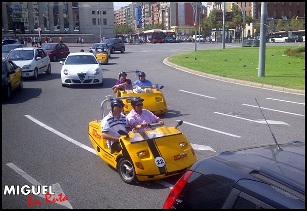 Barcelona-Go-Car