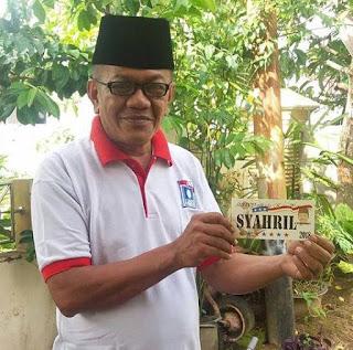 H. Syahril Amiruddin Siap Untuk Maju Pada Pilkada Pariaman 2018