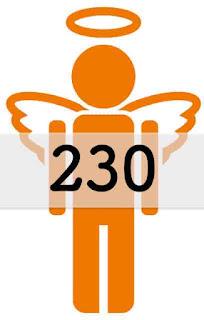 エンジェルナンバー 230
