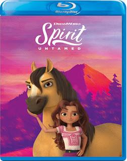 Spirit Untamed [2021] [BD50] [Latino]
