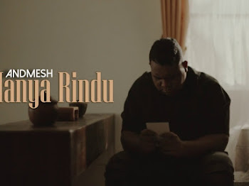 Lirik Lagu Hanya Rindu Andmesh Kamaleng