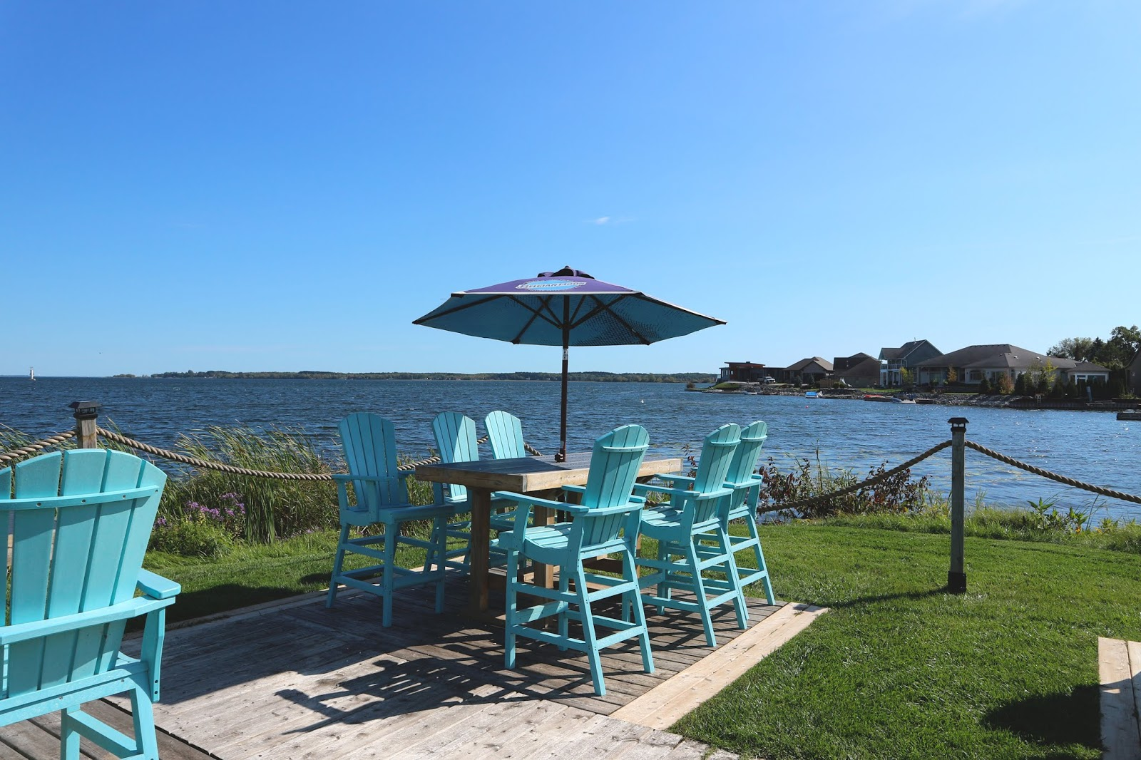 Fall Staycation in Brighton, Ontario - Bay of Quinte - Rosalyn Gambhir