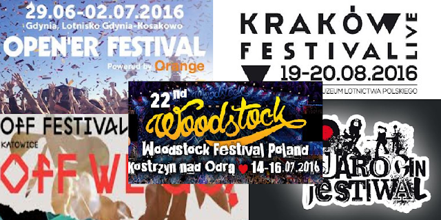 co zabrac na Woodstock