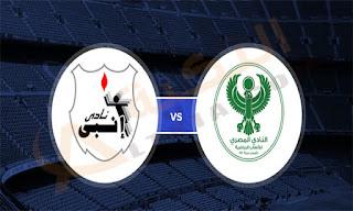 موعد مباراة انبي والمصري القادمة والقناة الناقلة مباشرة للمباراة في الدوري المصري