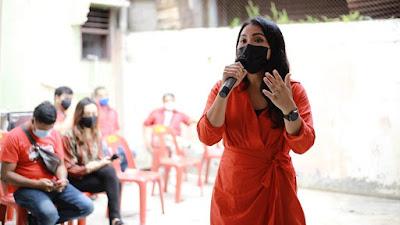 Meryl Saragih Sebut Penanganan Covid-19 Butuh Sinergi Kuat, Jangan Saling Menyalahkan