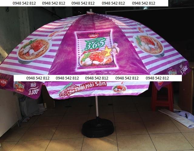 Dù che quảng cáo mì ăn liền 365
