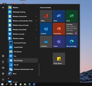 Cara Membuka Task Manager Di Windows