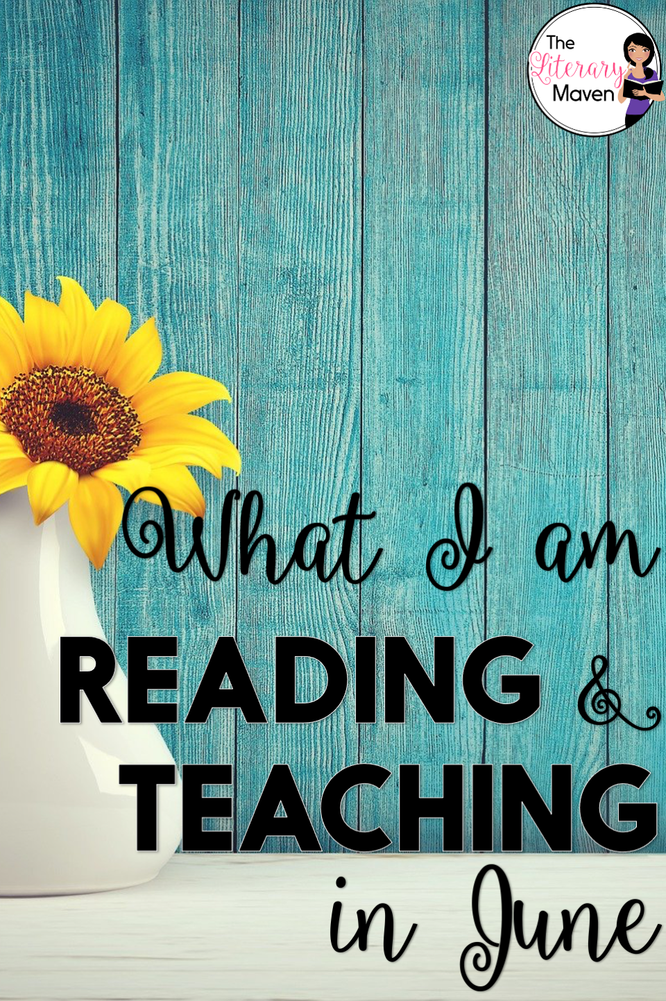 There's just a few days of school left and just enough time for some reflection and fun. Here's what I'm be doing in my classroom and my TBR for June.