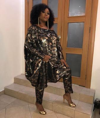 Omawumi Megbele fashion and style looks