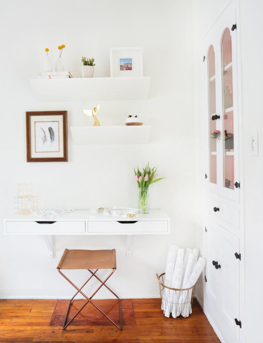 fasion designers apartment in new york