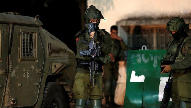 """Israel responde con fuego y ataque aéreo a disparos contra sus militares en un """"grave evento"""" en la frontera con el Líbano"""