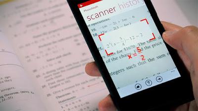 تحميل تطبيق حل مسائل الرياضيات المعقدة Photomath للأندرويد