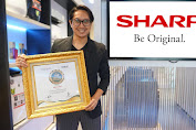 Sharp Indonesia Raih Penghargaan Top CSR of The Year 2021