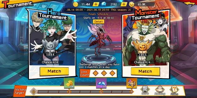 Panduan Bermain Tournament OPM