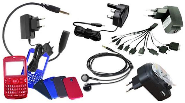 Bisnis perlengkapan handphone