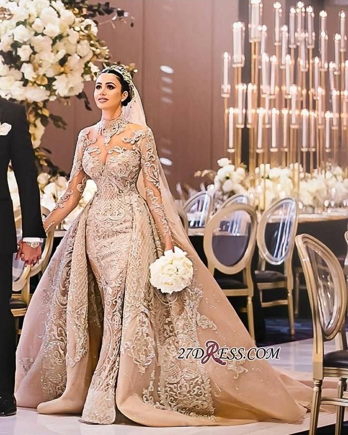 https://www.27dress.com/p/luxury-long-sleeves-ball-gown-wedding-dresses-high-neck-over-skirt-bridal-gowns-109560.html