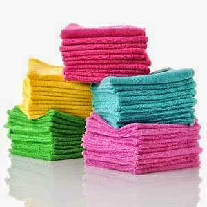 Enter the MicroKlen Microfiber 50 Piece Towel Giveaway. Ends 12/23