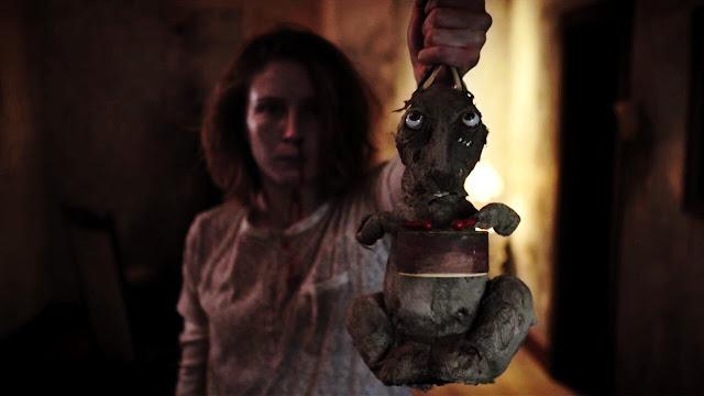 Tráiler subtitulado de CAVEAT, la terrorífica nueva película de Shudder
