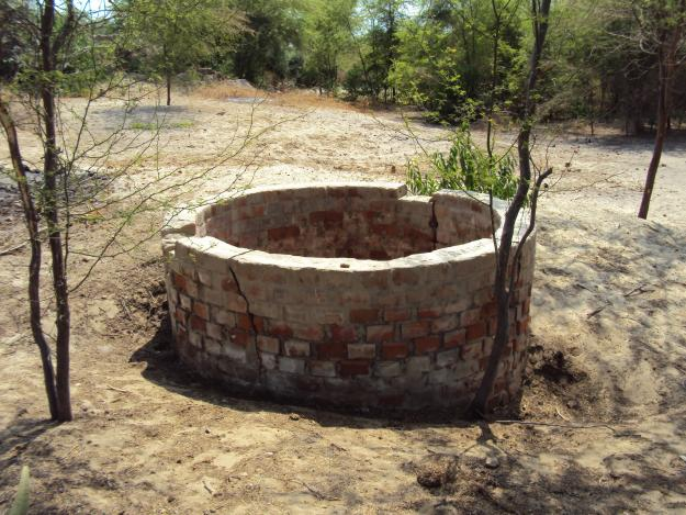 Fosas septicas agua contaminada de pozos por tanque s pticos for Limpieza de pozos de agua
