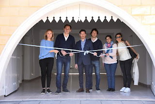 Inauguraron la Escuela Integral de Arte de La Repu