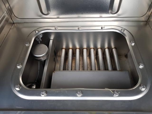 Tủ nấu cơm 12 khay gas