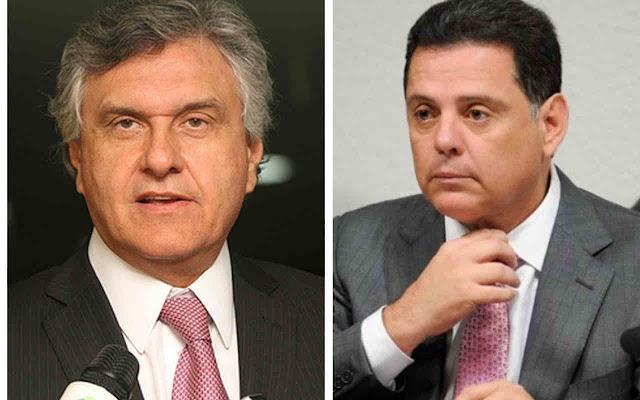 """""""O Muquém viu o triste espetáculo de mentiras de um governador que, parlamentar por 30 anos, nunca fez nada por nosso Estado"""", diz Marconi Perillo"""