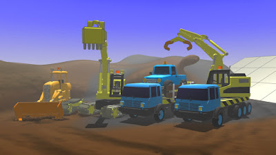 Little Crane 2: Mud Play Mod Apk for Android x64
