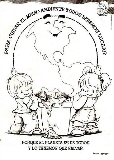 Dibujo Del Cuidado Del Agua Dibujos De Extraterrestres