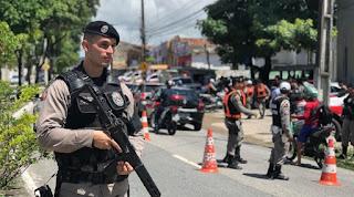 OPERAÇÃO ALVORADA: PM volta às ruas para prevenir crimes em 80 cidades da PB