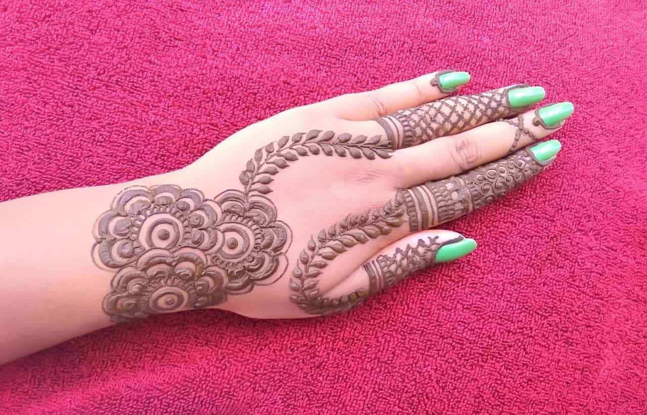 Arabic-mehndi-design-latest