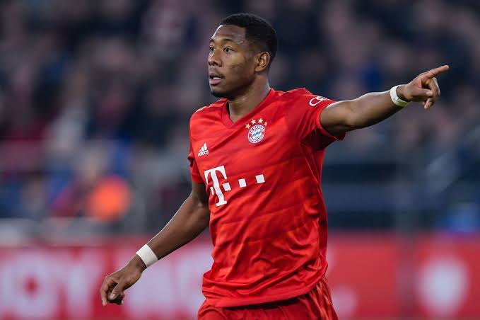 Chelsea and Man City monitoring Bayern Munich defender Alaba