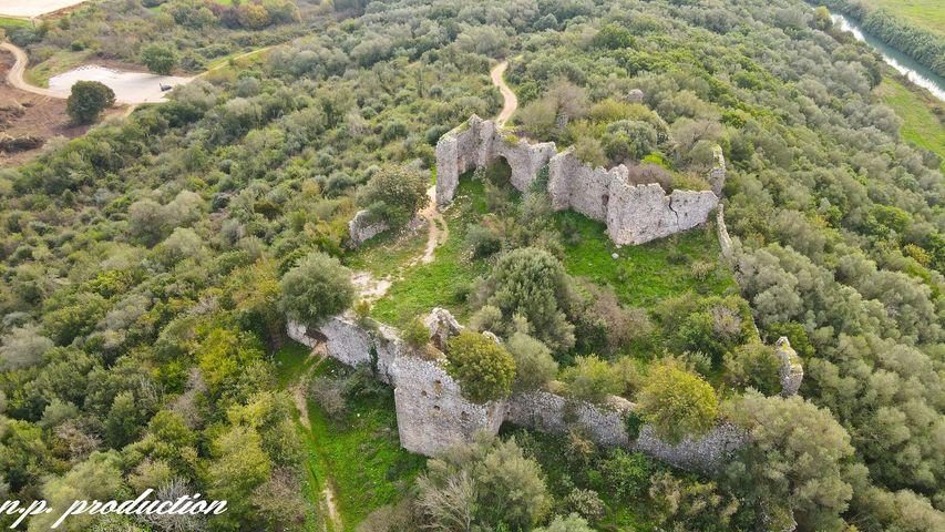 Αρχαίο κάστρο Ρωγών ή Βουχετίου - Το καλύτερα διατηρημένο Βυζαντινό μνημείο της Ηπείρου!(video)