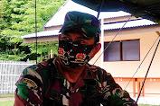 Pelda Okmin Ngaku Senang Bisa Aktif Di TMMD Sebelum Masa Pensiun