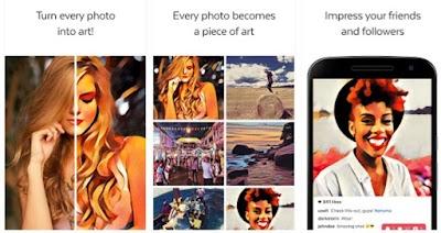 Prisma: Convierte Tus Fotos En Obras De Arte